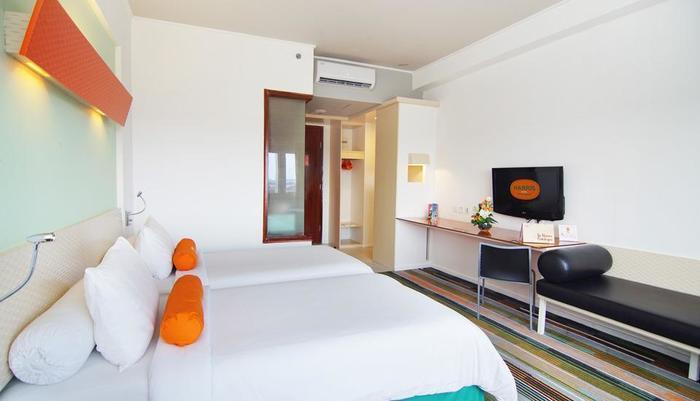 HARRIS Hotel Batam Center - Harris Room Twin Bed - City View 2