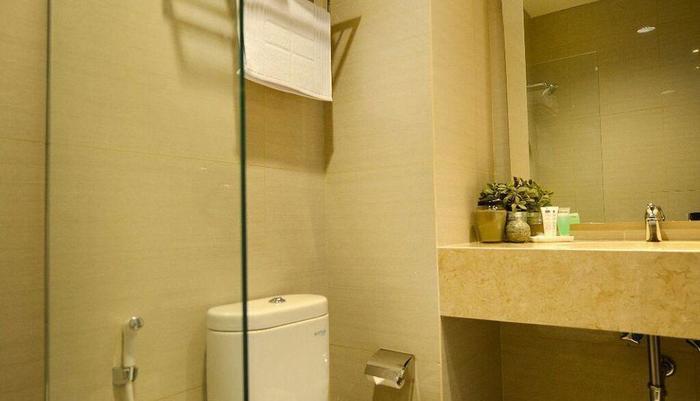 Kytos Hotel Bandung - Bathroom