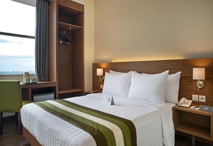 Grand Whiz Poins Square Simatupang - Kamar Superior Double