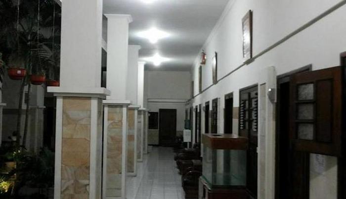 Hotel Keprabon Solo - Koridor