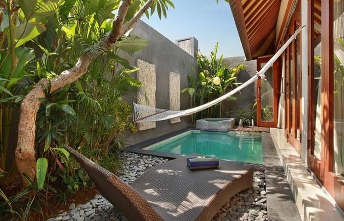 Legian Kriyamaha Villa Bali - Kolam Renang