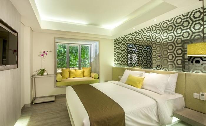 Hotel Zia Bali - Seminyak Bali - Joy Room
