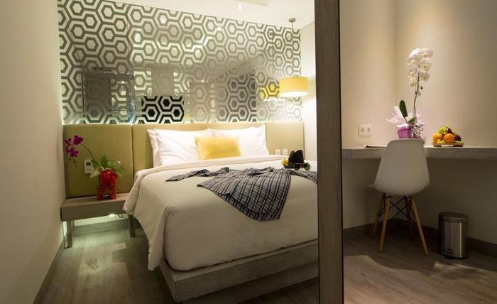 Hotel Zia Bali - Seminyak Bali - Sincerity Room