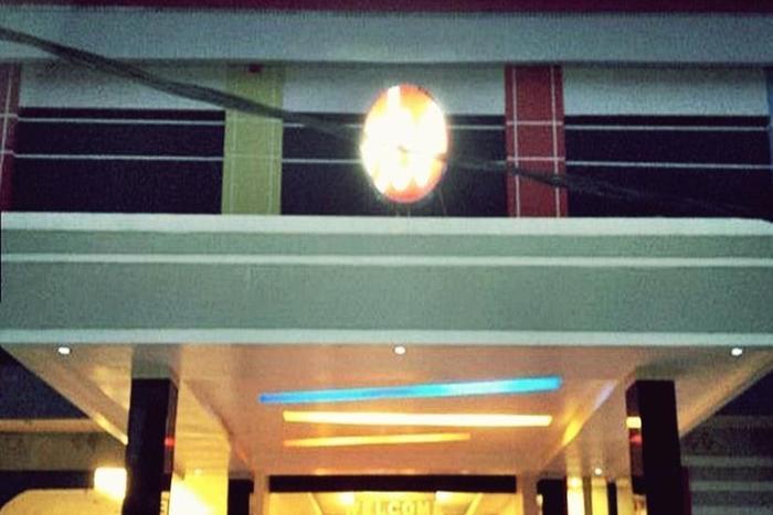 Hotel Davinci Kendari - Tampilan Luar Hotel