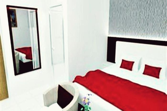 Hotel Davinci Kendari - Kamar Deluxe