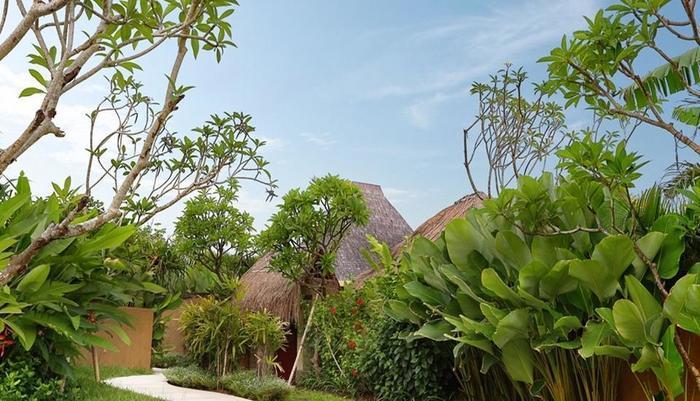 Waka Gangga Resorts Bali - Garden View