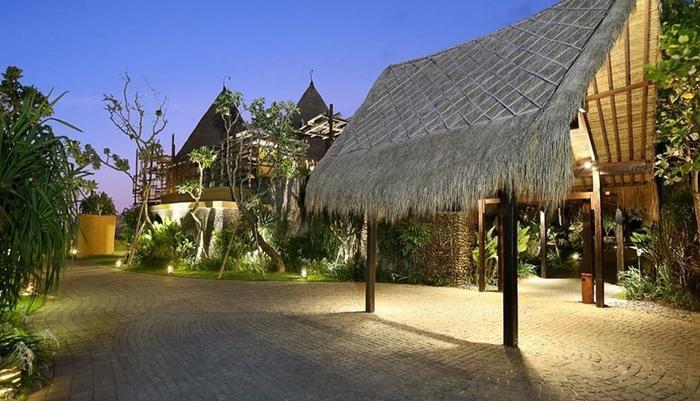 Waka Gangga Resorts Bali - Eksterior Villa