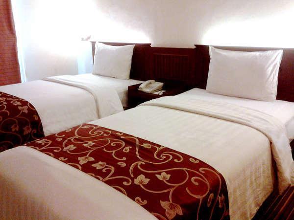 Twin Plaza Hotel Jakarta - Deluxe Tempat Tidur Twin