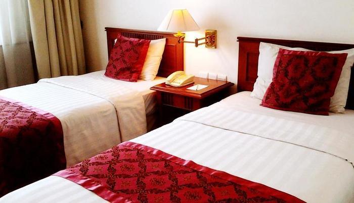 Twin Plaza Hotel Jakarta - Superior Twin