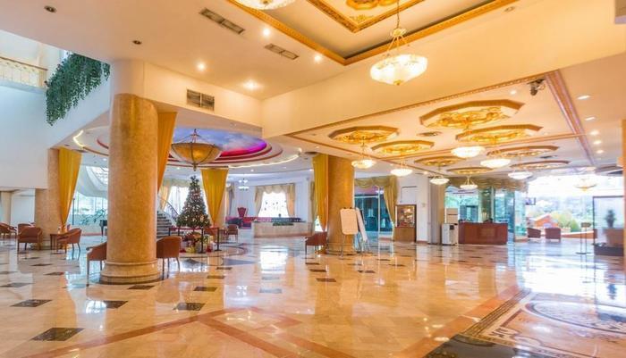 Twin Plaza Hotel Jakarta - Lobby