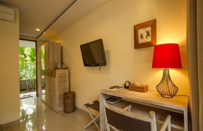 Labak River Hotel Bali - Interior