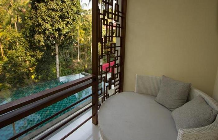 Labak River Hotel Bali - Balkon