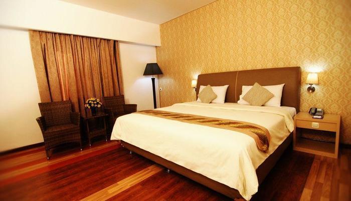 Hotel Arjuna Yogyakarta - Kamar Deluxe