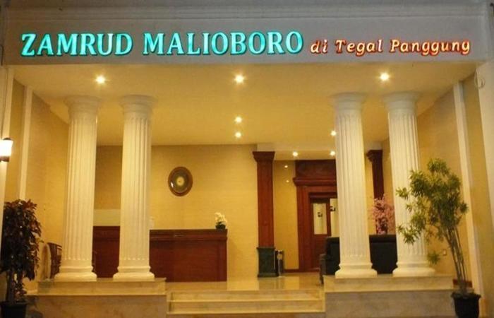 Zamrud Malioboro Jogja - Eksterior