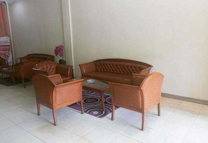 Hotel Akasia Pekanbaru - Ruang tamu