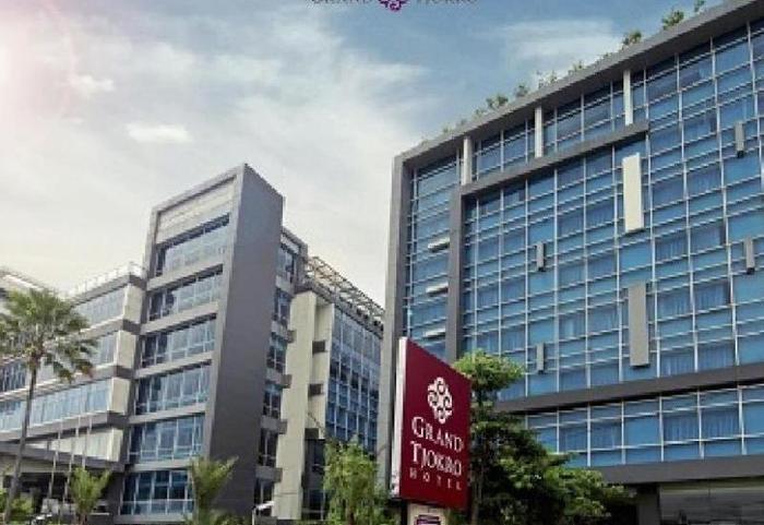 Grand Tjokro Bandung - Hotel Building