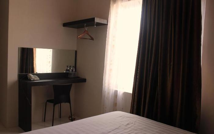 Vindhika Pangayoman Makassar - Room