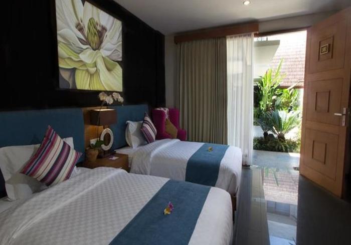 Abian Harmony Hotel Sanur - Kamar tamu