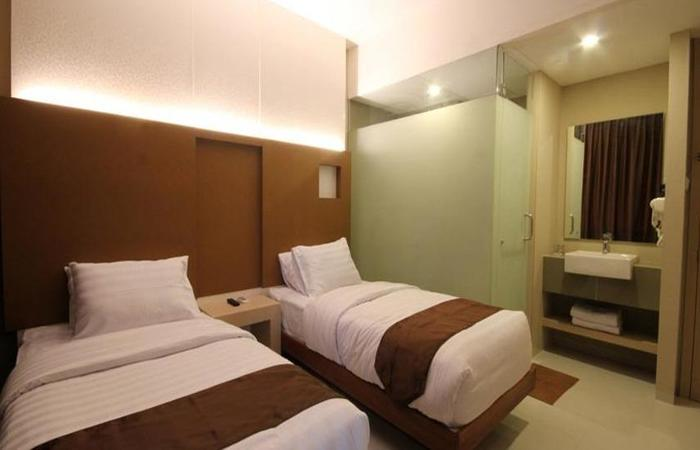 Sky Inn Express Hotel Batam - Express Twin Room