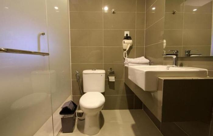 Sky Inn Express Hotel Batam - Kamar mandi