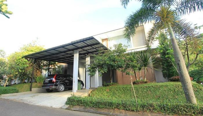 Villa Dago Eby Syariah Bandung - bangunan