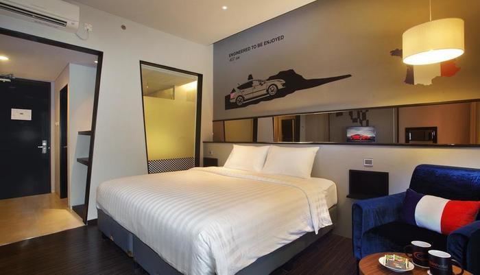 Cabin Hotel Jakarta - Deluxe Double