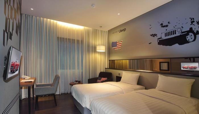 Cabin Hotel Jakarta - Deluxe Twin