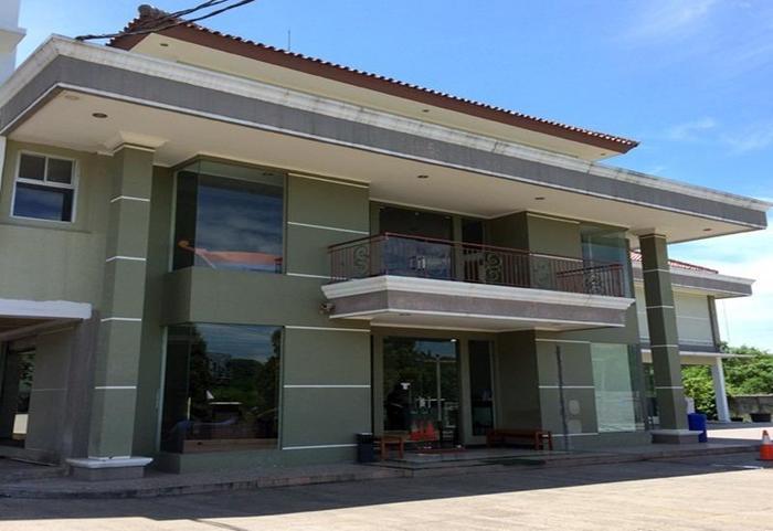 Binong Guest House Tangerang - Eksterior