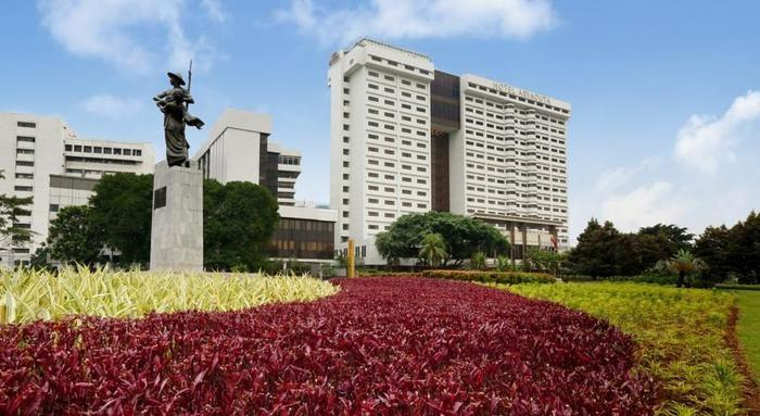 Aryaduta Jakarta - Bangunan