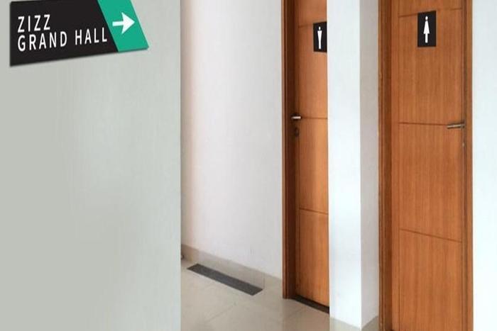 Zizz Convention Hotel Bali - Koridor