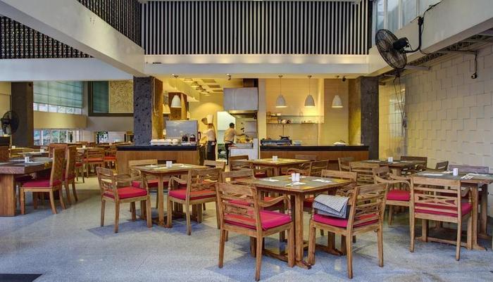 Singkenken Hotel Bali - Restoran