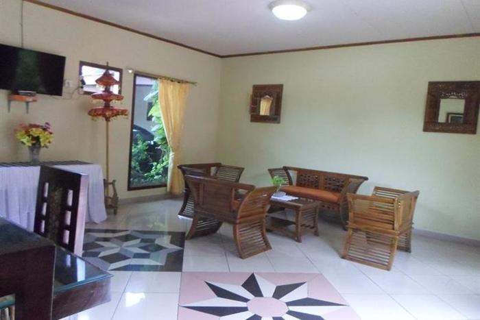 Hotel Bunga Pantai Belitung - Lobby