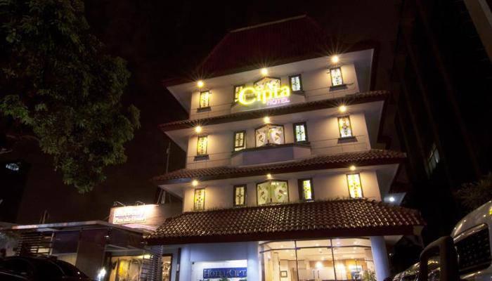 Cipta Hotel Wahid Hasyim Jakarta - Pemandangan