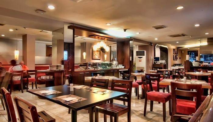 Cipta Hotel Wahid Hasyim Jakarta - Restoran