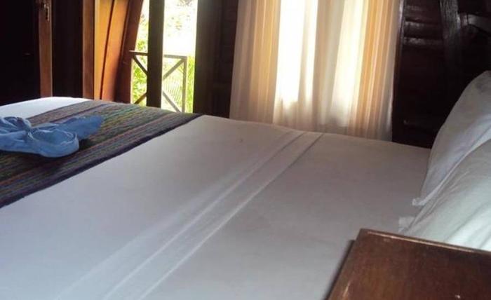 Harum Meno Bungalows Lombok - Kamar tamu
