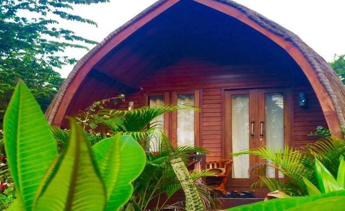 Harum Meno Bungalows Lombok - Eksterior