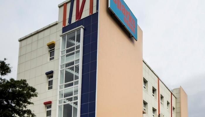 Sparks Odeon Sukabumi Sukabumi - Tampilan Luar Hotel