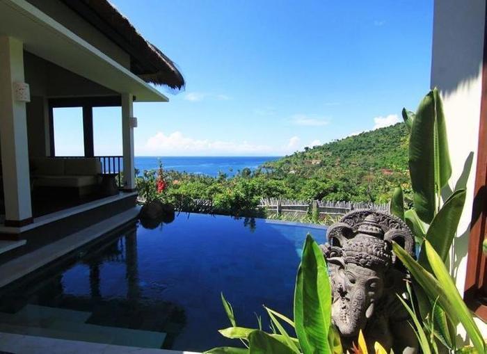 The Griya Villas and Spa Bali - Infinity Pool