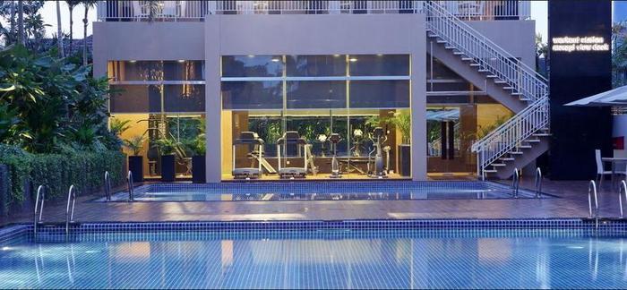 Eastparc Hotel Yogyakarta - Gym