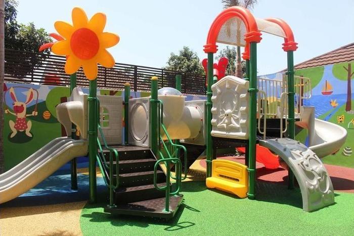 Eastparc Hotel Yogyakarta - Childrens Play Area - Outdoor