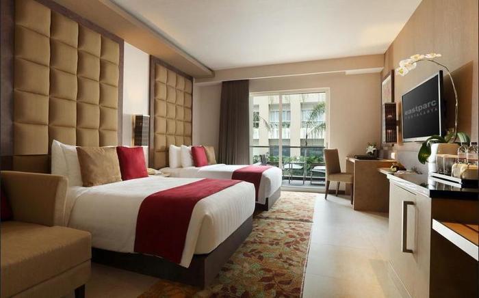 Eastparc Hotel Yogyakarta - Guestroom