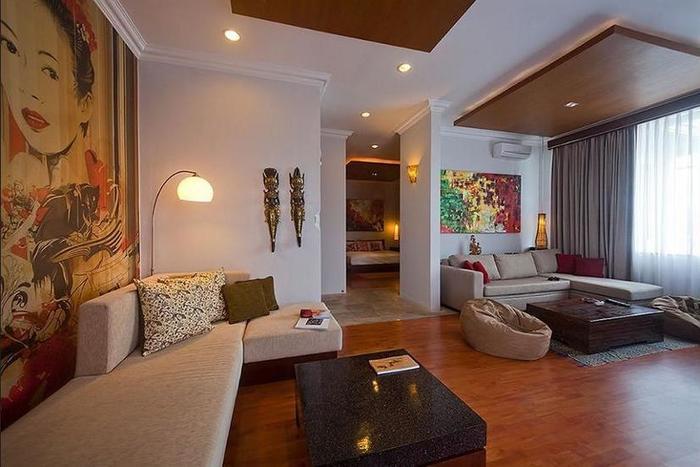 Villa Sky House Bali - Game Room