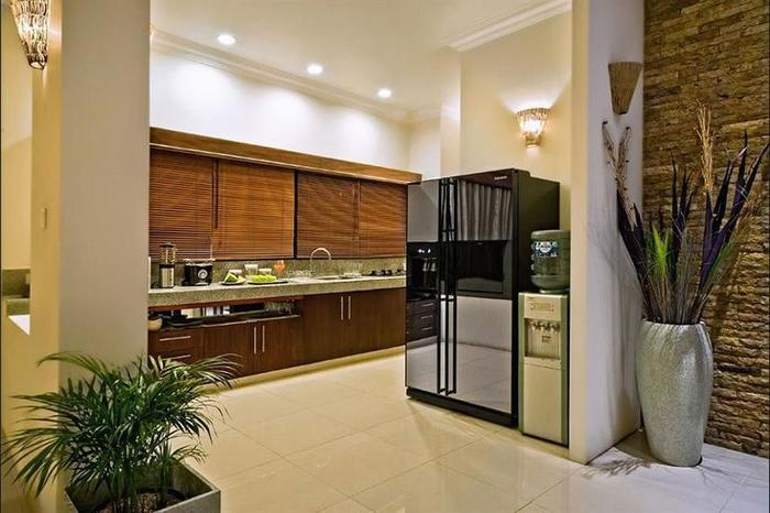 Villa Sky House Bali - In-Room Kitchen