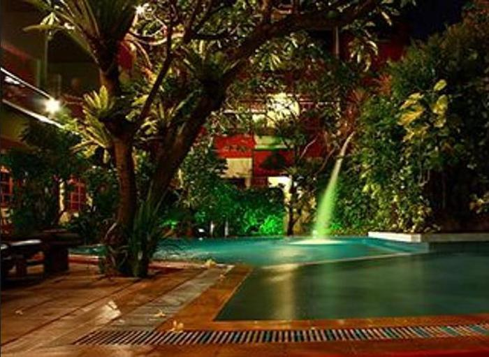 Green Garden Hotel Bali - Featured Image