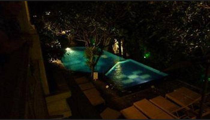 Green Garden Hotel Bali - Outdoor Pool
