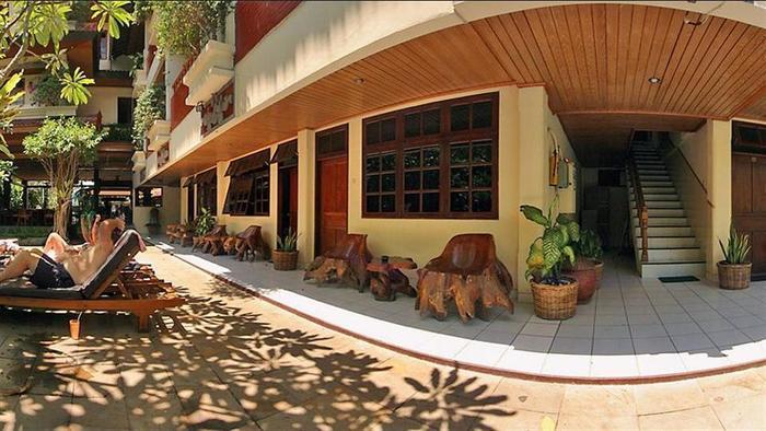 Green Garden Hotel Bali - Exterior