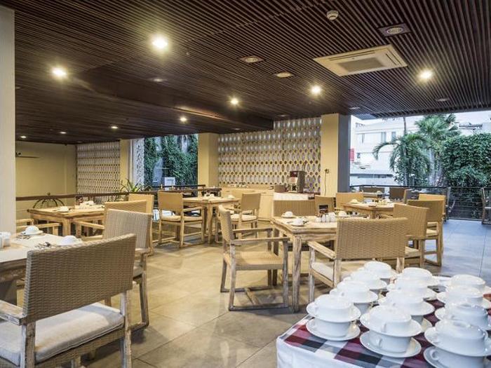 Savvoya Hotel Bali - Restaurant
