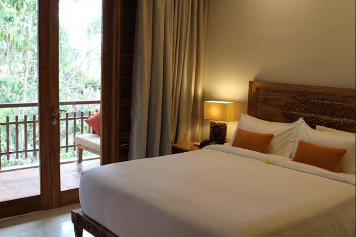 Svarga Loka Resort Bali - Bathroom