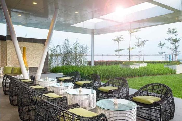 Novotel Tangerang - Restaurant