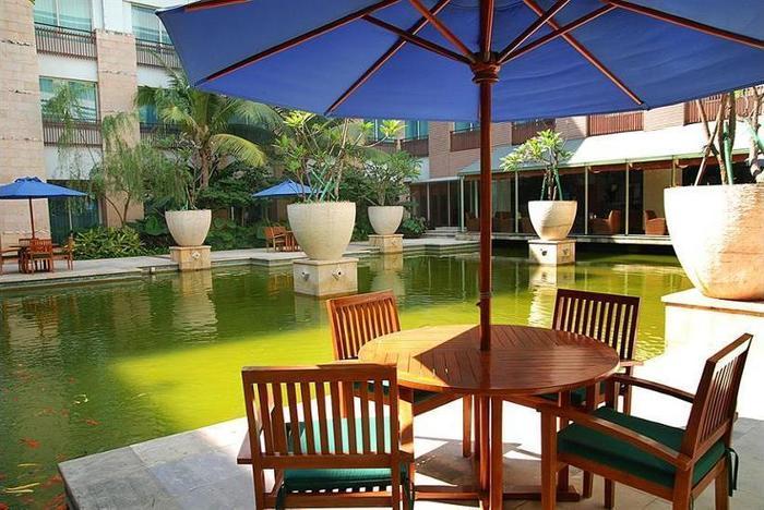 Novotel Mangga Dua Square Jakarta - Terrace/Patio